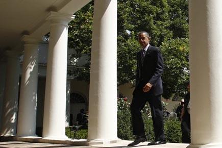 Le président américain a promulgué mardi une loi... (Photo: Jim Young, Reuters)