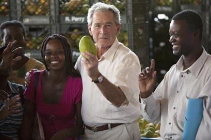 «Des progrès ont été réalisés en Haïti... (Photo: Allison Shelley, Reuters)