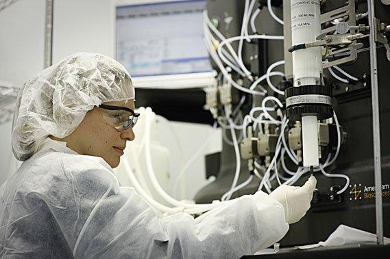 Medicago produit des vaccins contre la grippe H5N1... (Medicago)