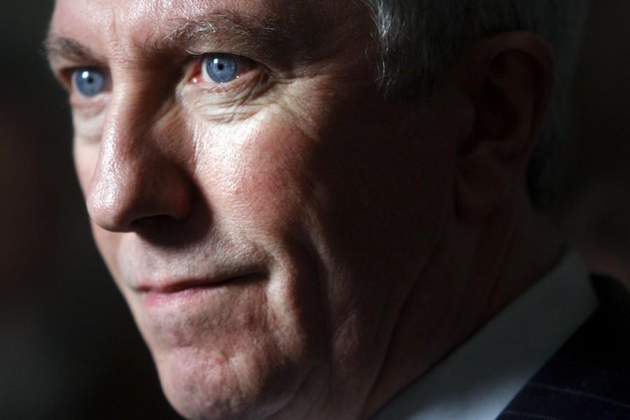 Gilles Duceppe ne se voit pas à la... (Photo: Reuters)