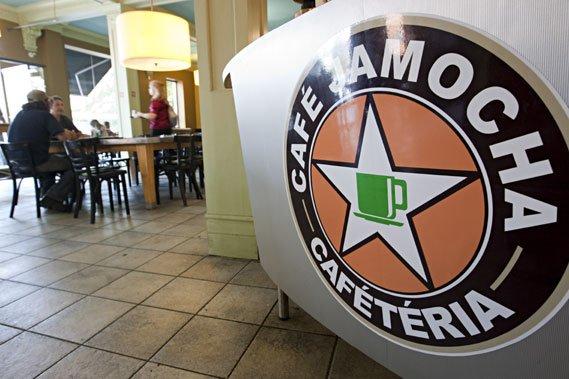 Le Jamocha a remplacé le Presse Café installé... (Photo: François Roy, La Presse)