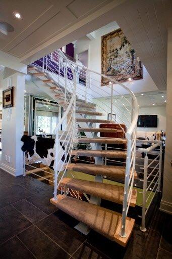 Clectique chic et pratique cyberpresse - Magnifique maison renovee eclectique coloree sydney ...