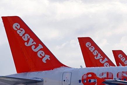 La compagnie aérienne à rabais britannique easyJet a... (Photo: archives AFP)