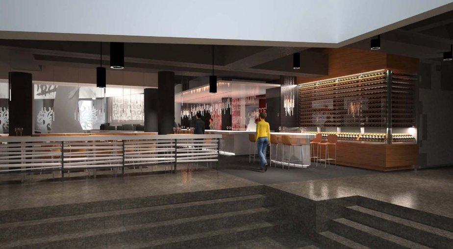 Grand Foyer Culturel De La Place Des Arts : La nouvelle place des arts cyberpresse
