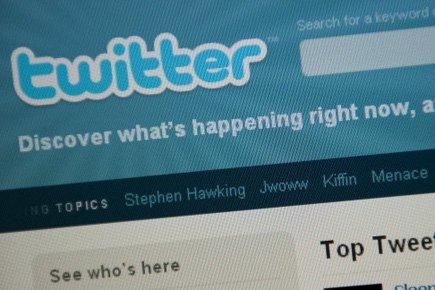 Que disent les gens sur Twitter? Les commentaires... (Photo: Nicholas Kamm, AFP)
