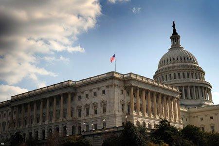 Le Sénat américain a défait, jeudi, une tentative des... (Photo: AFP)
