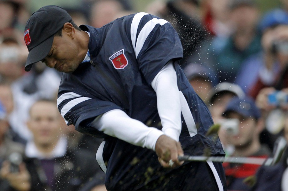 Tiger Woods... (Reuters)