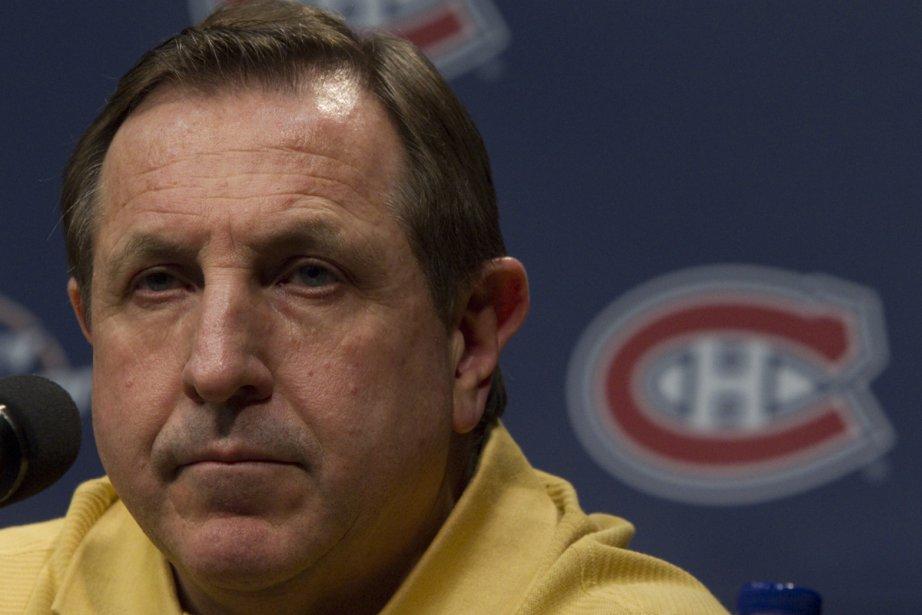 L'entraîneur du Canadien Jacques Martin... (Photo: André Pichette, archives La Presse)