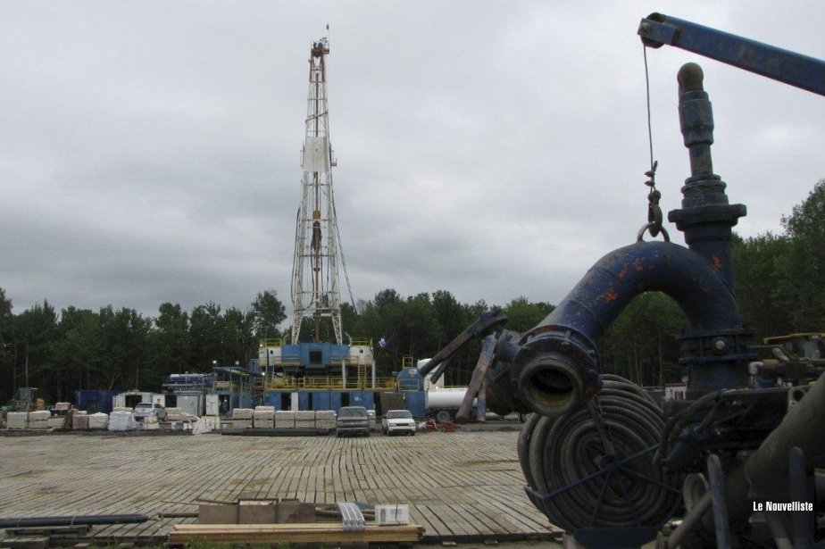 Il s'est creusé un million de puits avec... (PHOTO: MARCEL AUBRY, ARCHIVES LE NOUVELLISTE)