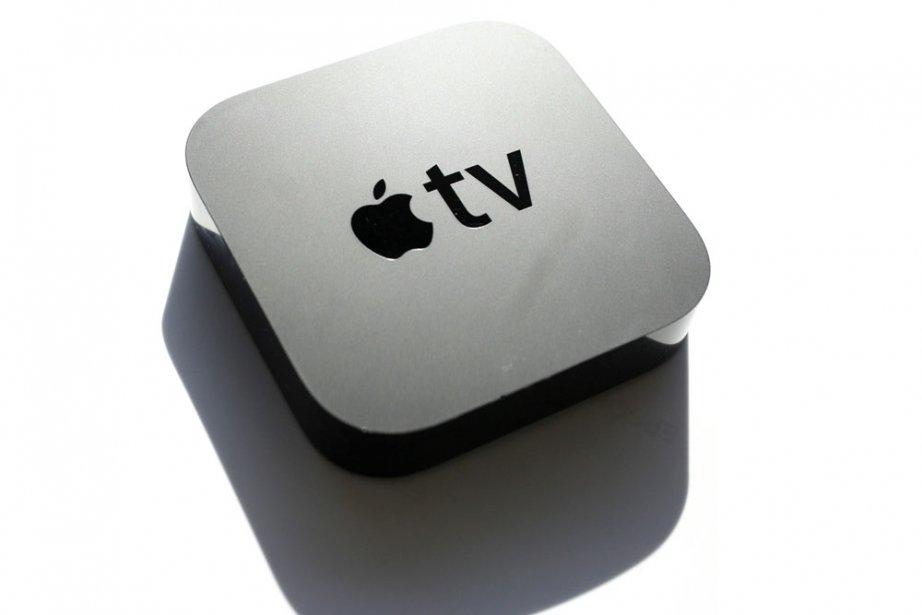La nouvelle mouture d'Apple TV...