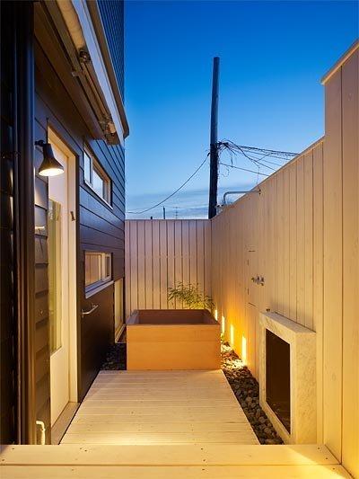 Du hangar d labr au cottage contemporain cyberpresse for Fenetre horizontale chambre