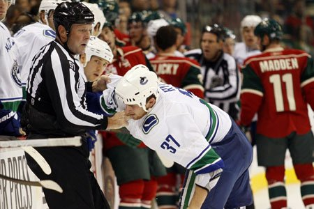 Rick Rypien... (Photo: AP)
