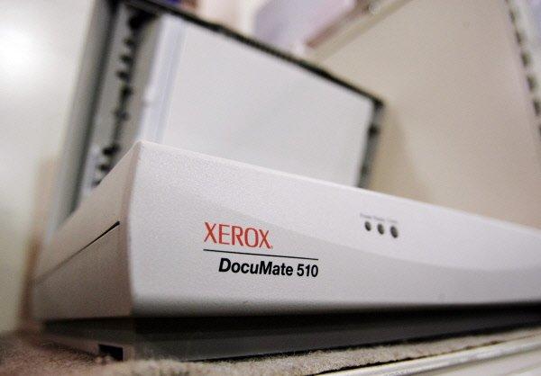 La firme américaine Xerox a annoncé jeudi qu'elle... (Photo Associated Press)