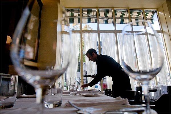 Le restaurant Laloux a brillé, s'est cherché, a... (Photo: Ivanoh Demers, La Presse)