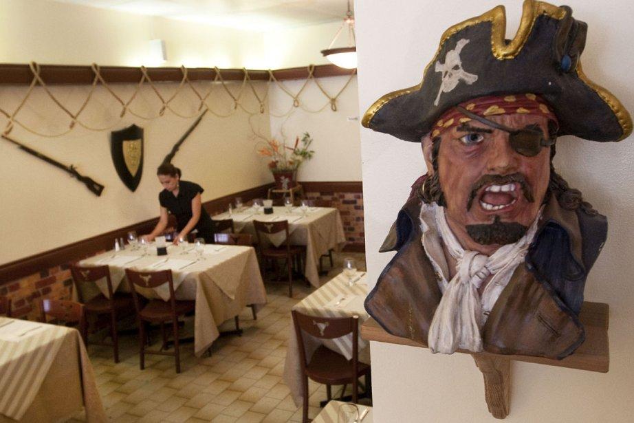 Le Pate'Palo propose un menu fait de spécialités... (Photo: Robert Skinner, La Presse)