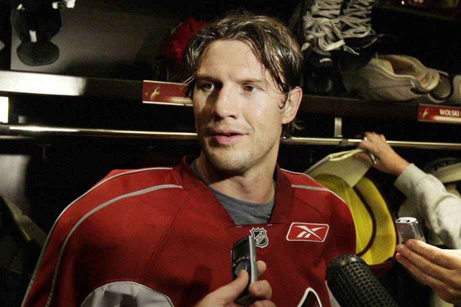 Shane Doan... (Photo: AP)