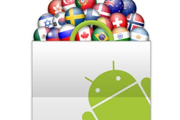 L'Android Marketplace, du système d'exploitation mobile... (Photo: android.com)