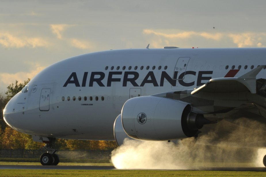 Les dirigeants d'Air France sont... (Photo: Bernard Brault, archives La Presse)