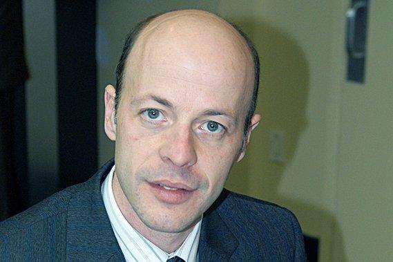Le maire des Îles-de-la-Madeleine, Joël Arseneau... (Photo: Archives Gilles Gagné, collaboration spéciale)