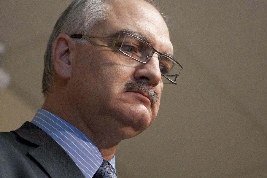 Le maire de Saint-Jérôme, Marc Gascon.... (Photo: Ivanoh Demers, Archives La Presse)