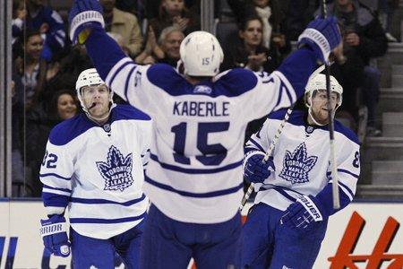 Les Maple Leafs débarquent à Montréal ragaillardis par... (Photo: Reuters)