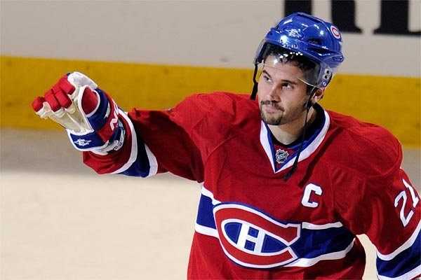«Le match contre les Maple Leafs de Toronto... (Photo: Bernard Brault, archives La Presse)