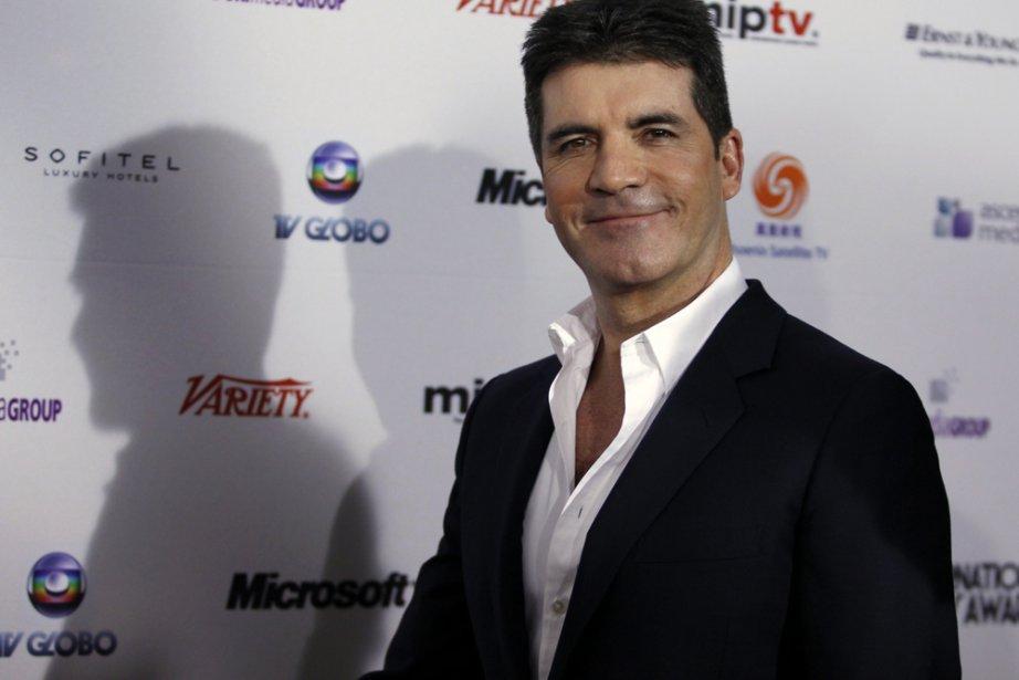 Le producteur Simon Cowell.... (Photo: Reuters)