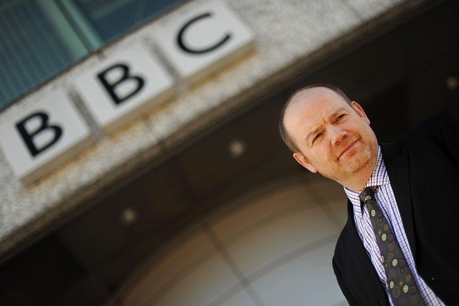 Le directeur général de la BBC Mark Thompson... (Photo: AFP)