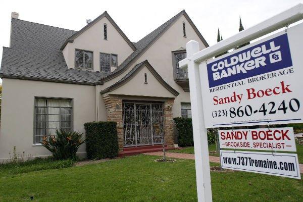 L'éclatement de la bulle spéculative dans l'immobilier... (Photo: Reuters)
