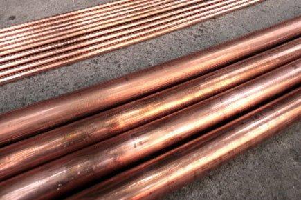 Les prix des métaux industriels échangés au London Metal... (Photo: Bloomberg)