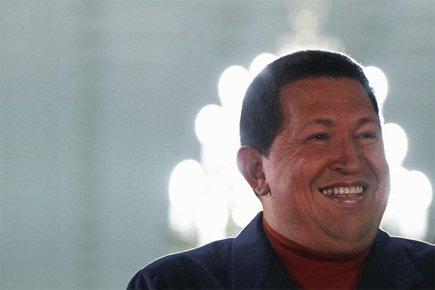 Le président vénézuélien Hugo Chavez a accusé les... (Photo: Reuters)