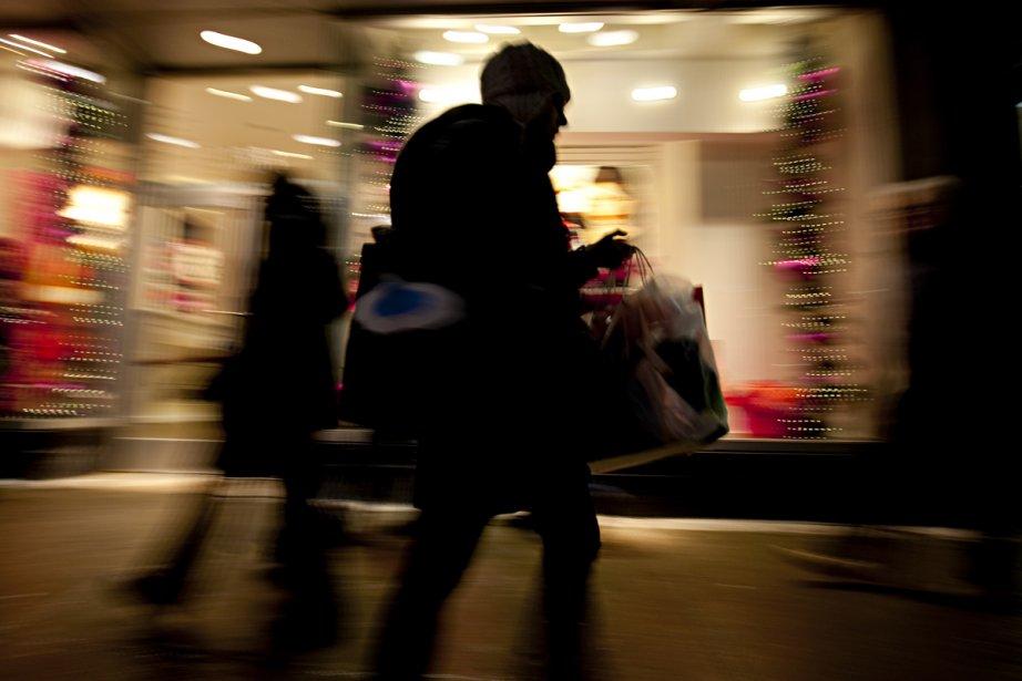 La confiance des consommateurs a légèrement... (Photo: François Roy, La Presse)