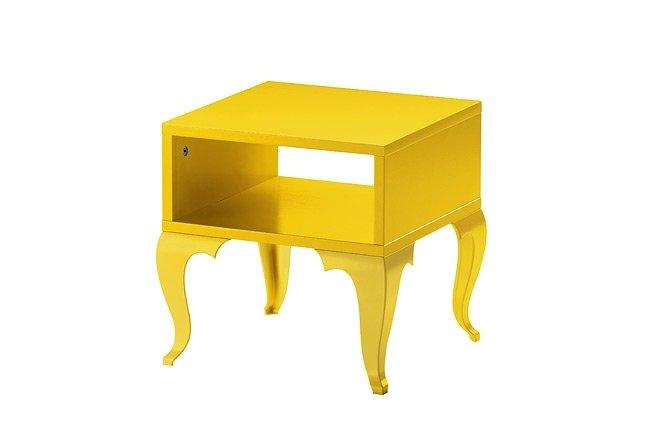 Les indispensables de 2011 cyberpresse for Table design jaune