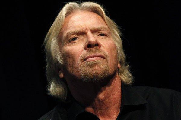 Richard Branson... (Photo Reuters)