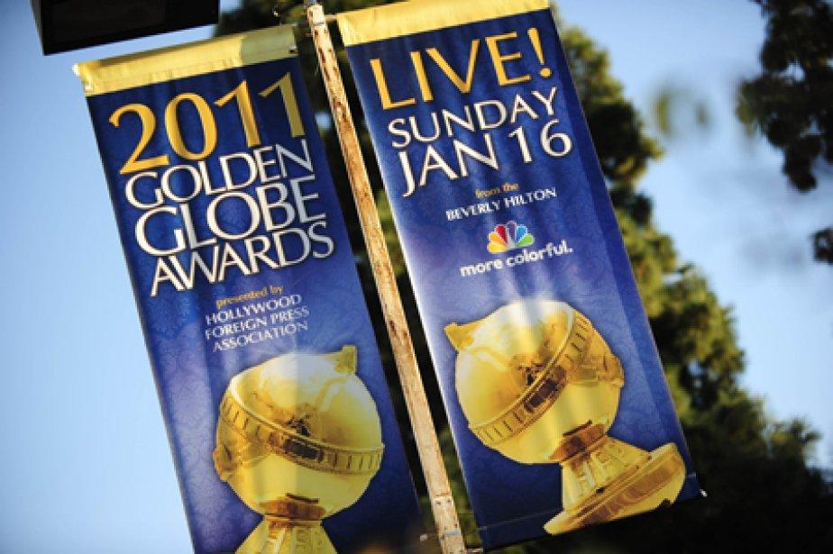 La 68e édition des Golden Globes aura lieu dimanche soir à Los... (Photo: AFP)