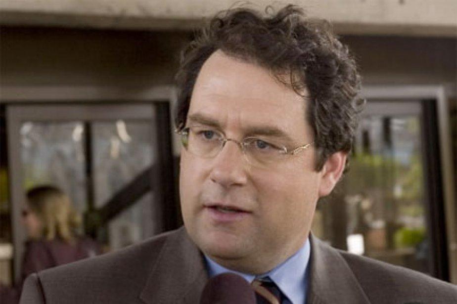 Le député de Marie-Victorin, Bernard Drainville.... (Photo: Armand Trottier, La Presse)
