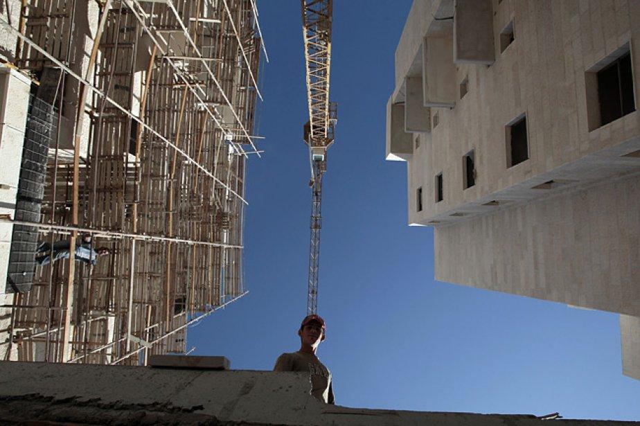 Depuis 1967, Israël a construit une dizaine de... (Photo: Reuters)