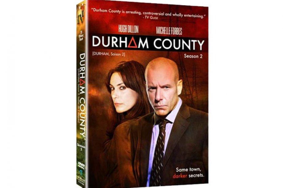 dvd. Durham County.Season 2....