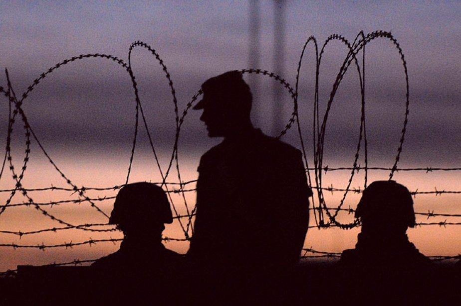 Quatre soldats de la force internationale de l'OTAN (Isaf) ont été... (Photo: AP)