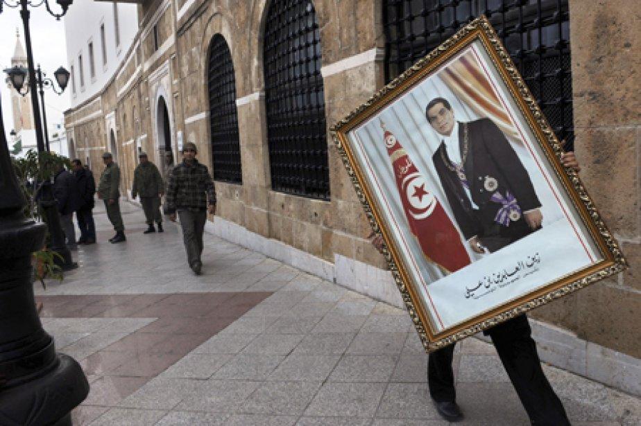 Au moment où les signes du régime de... (Photo: AFP)