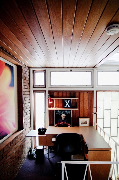 Maison d 39 architecte lachine ouest cyberpresse - La maison de la mezzanine ...