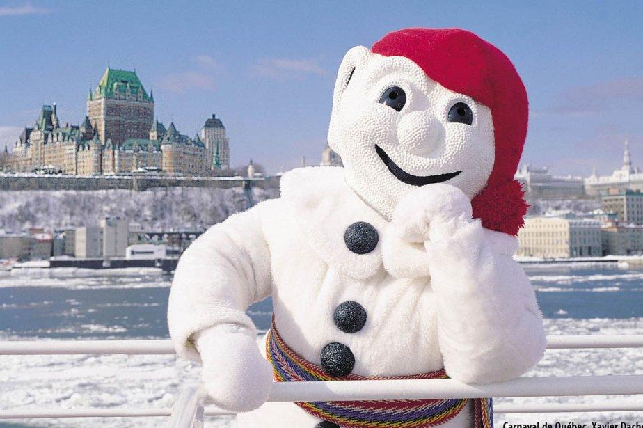 À sa 57e année, la plus grande fête... (Photo: fournie par le Carnaval de Québec)