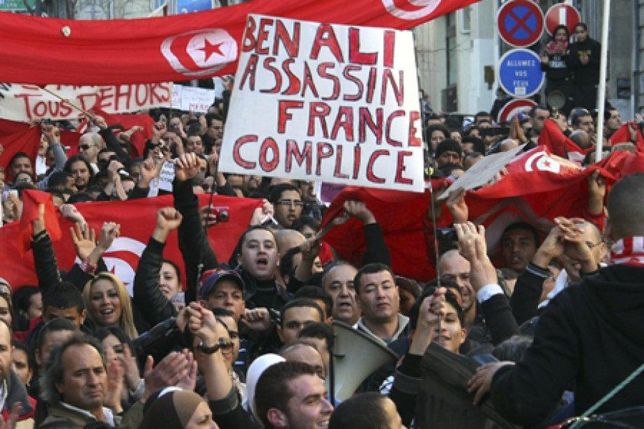 Les Français, à Marseille entre autres, ci-dessus, ont... (Photo: AP)