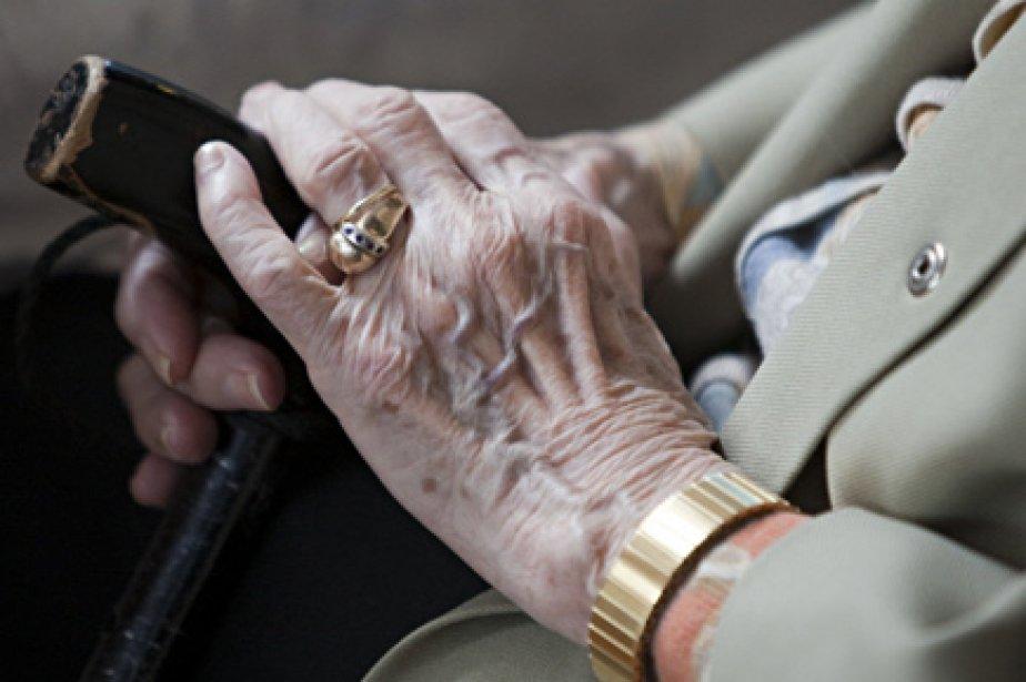 De plus en plus de personnes âgées vivraient... (Photo: François Roy, La Presse)