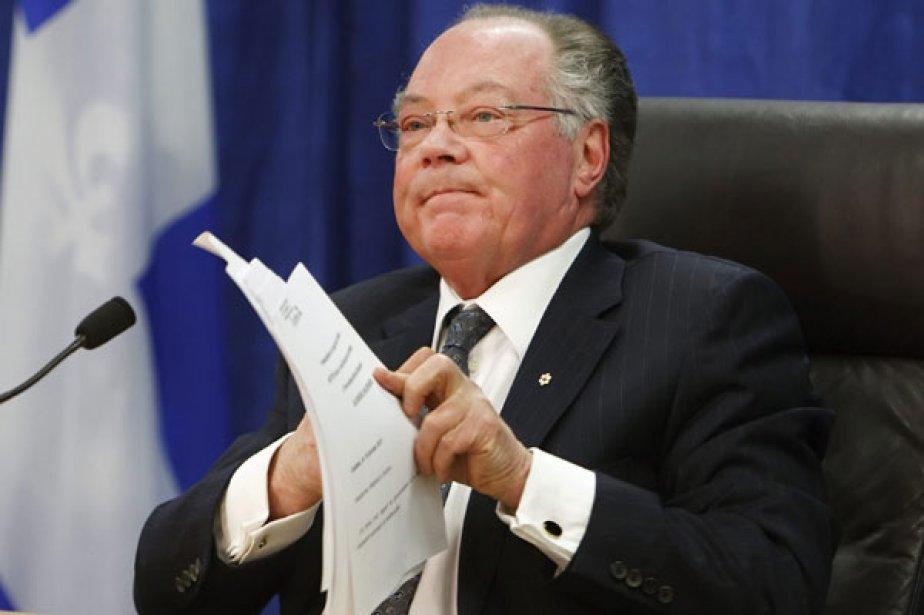 Dans son rapport d'enquête rendu public mercredi, Michel... (Photo: La Presse Canadienne)