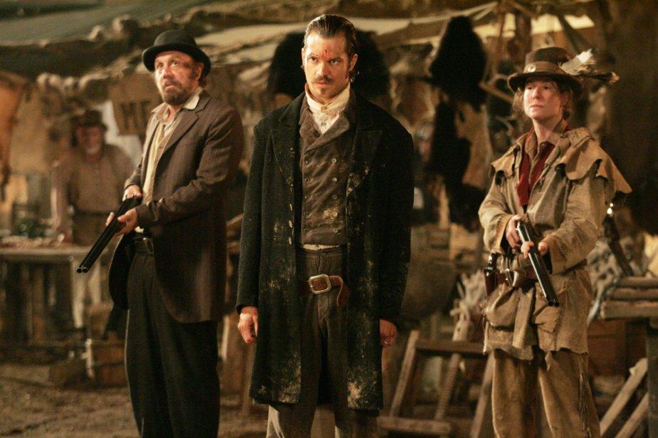 Deadwood... (Photo: fournie par Historia)