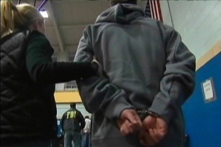 Au total, 127 personnes ont été arrêtées, dont... (Photo: Reuters)