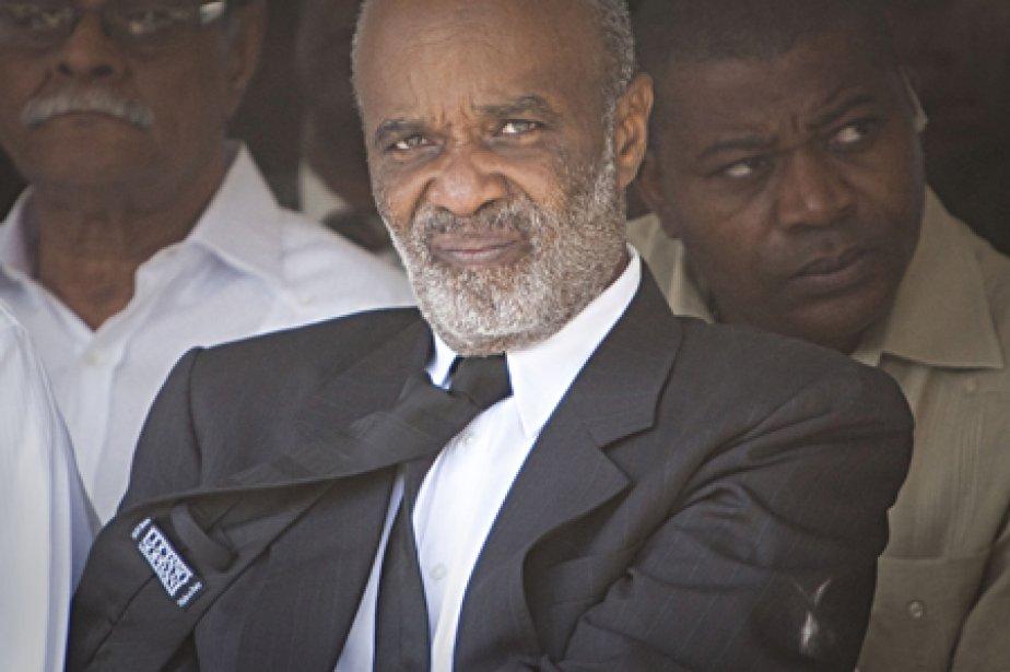 Le président sortant d'Haïti, René Préval.... (Photo: Ivanoh Demers, La Presse)