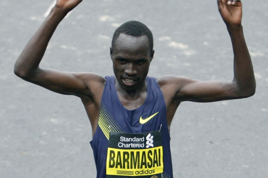 David Barmasai... (Photo: Reuters)