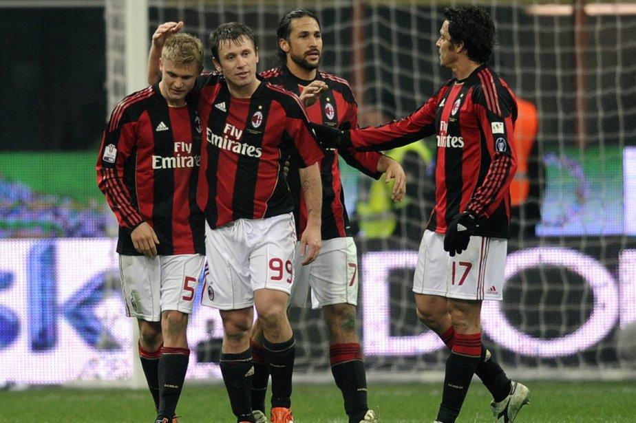 L'AC Milan se méfie de l'Inter, qui «est... (Photo: AFP)